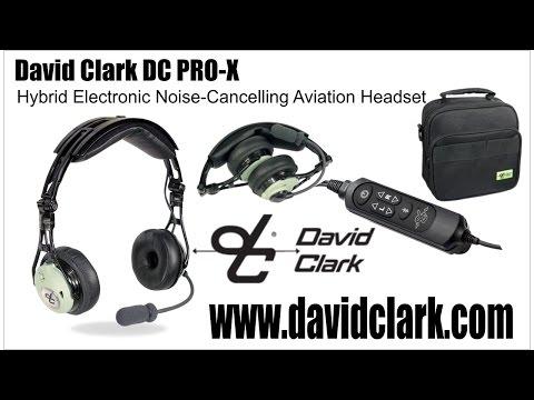 David Clark's, Dennis Bezzel on David Clark line of aviation headsets, Palm Springs Aviation Expo.
