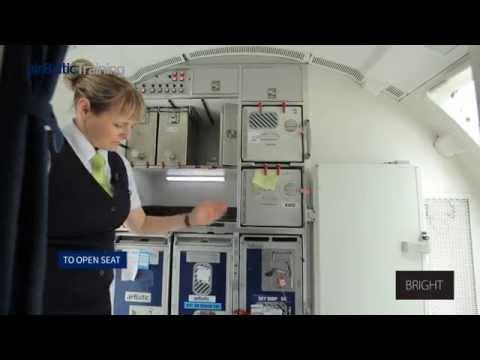Bombardier Dash-8 Q400 Cabin Crew Seats