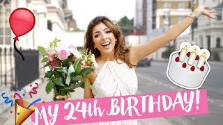 MY 24th BIRTHDAY CELEBRATIONS! | Amelia Liana