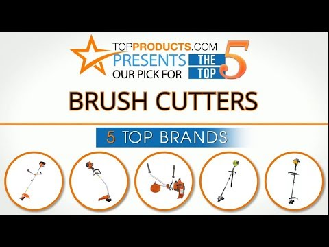 Best Brush Cutter Reviews 2017 How To Choose The Best Brush Cutter