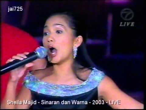 Sheila Majid - Sinaran dan Warna - 2003 - LIVE