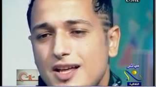 اغنيه هان الود من لقاء المطرب سامح عامر علي قناه النيل