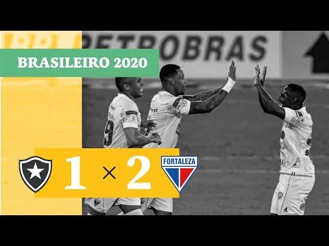 Botafogo Fortaleza Goals And Highlights