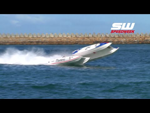 Team Maritimo Get Slice n Diced Offshore Superboats Style