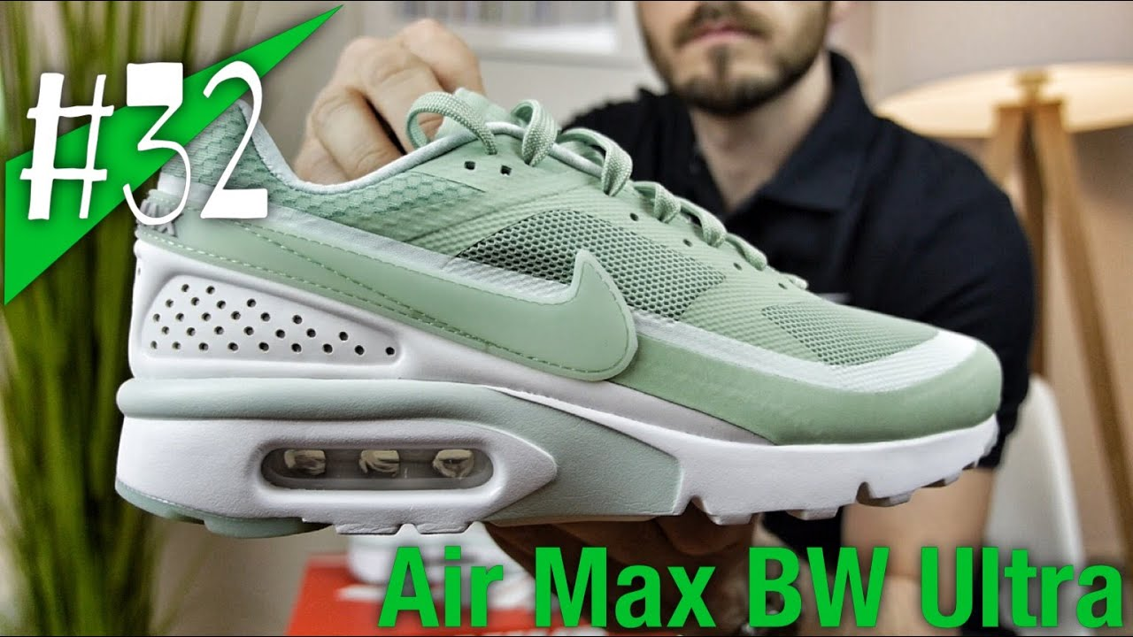 #32 - NIKE AIR MAX BW ULTRA - Review/on feet - sneakerkult - YouTube