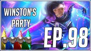 Random Overwatch Highlights - Ep. 98