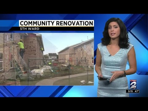 Community leaders hope renovations will have positive change