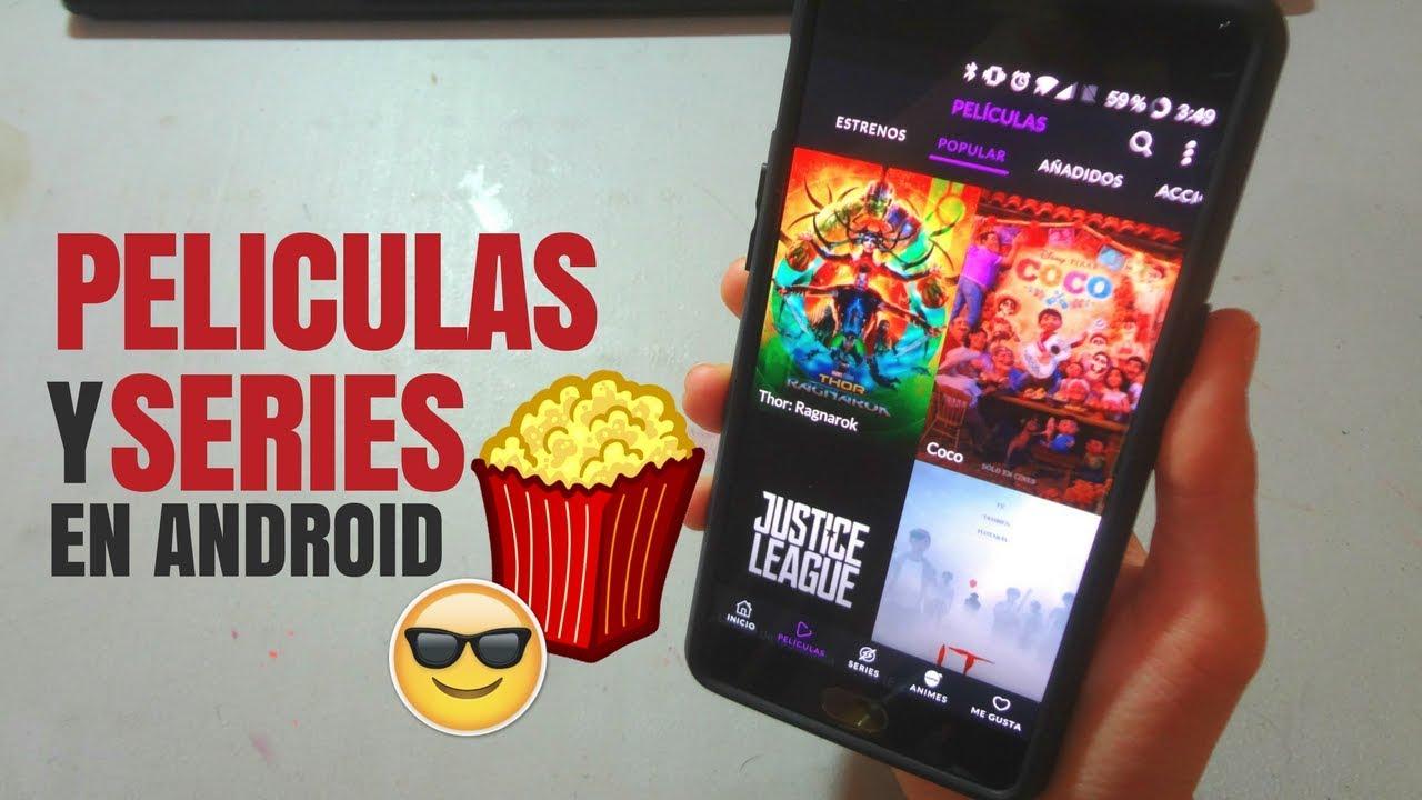 Mejor App Para Ver Peliculas Y Series En Android Gratis 2018 Mejor Que Netflix Youtube