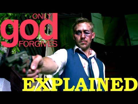 Only God Forgives EXPLAINED - Movie Review (SPOILERS)