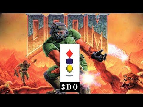 Doom Ports: 3DO (1994)