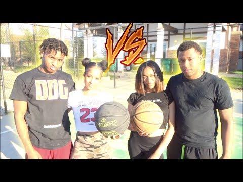 INTENSE LOVE & BASKETBALL 2V2 | ENVY vs. DDG & KENNEDY