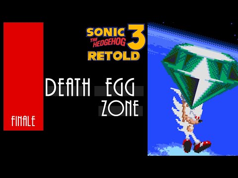 Sonic 3: Retold [Death Egg Zone] (Sprite Animation)