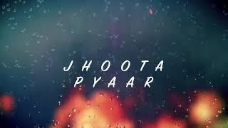 Tum Hi Aana | Marjaavaan (Lyric Video) l Ezu