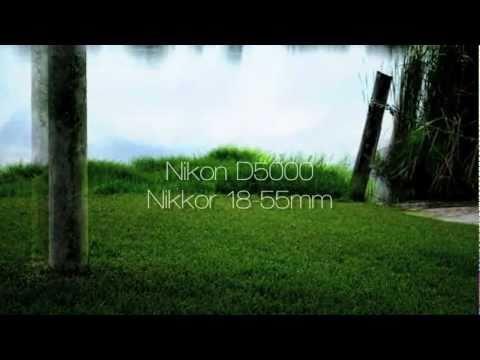 Nikon D5000 Video test HD