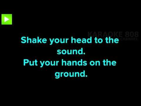Mambo No  5 A Little Bit Of    ~ Lou Bega Karaoke Version ~ Karaoke 808