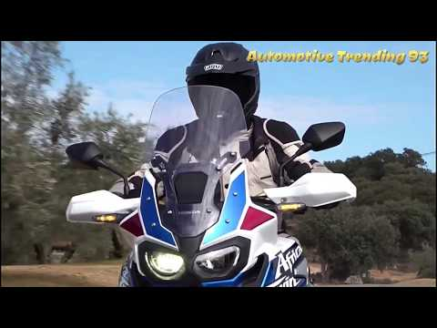 Honda Africa Twin Adventure Sports 2019-2020 Top OffRoad
