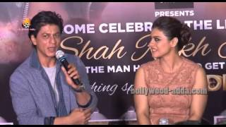 Dilwale Movie (2015) - Official 2nd Trailer Launch - Shah Rukh Khan - Kajol