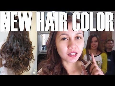 Vlog: NEW HAIR COLOR (MARS HAIR AND SALON) | Sept 24-25, 2015