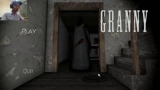 Granny บนคอม! เล่นเกมผีคุณยายบนคอมให้ผ่านครั้งแรก!?