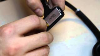 Sennheiser DW SD Pro1 Battery Replacement