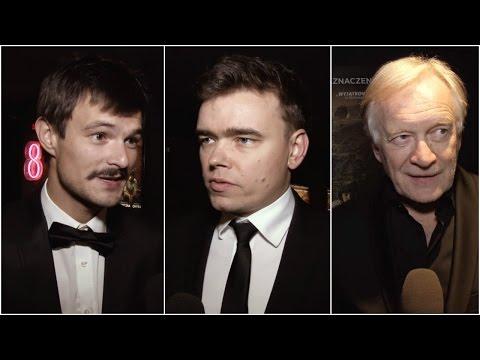 """Ogrodnik, Matuszyński i Seweryn o """"Ostatniej rodzinie"""". Byliśmy na premierze"""