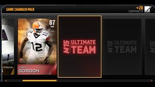 RECORD SIX ELITES IN A SINGLE PACK! GAME CHANGER BUNDLE! Madden 15 Ultimate Team