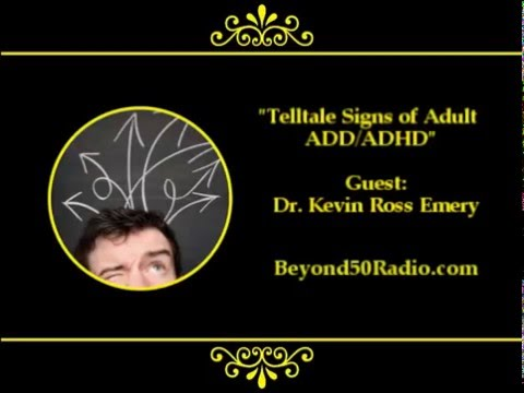 Telltale Signs of Adult ADD/ADHD