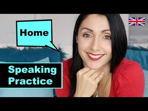 Talk About Home | IELTS English Speaking Practice | Have a Real Conversation