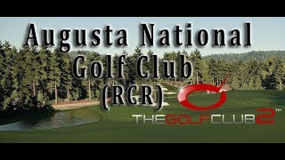 The Golf Club 2 - Augusta National Golf Club (RCR)