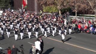 Banda de Música Herberto Lopez (BAHERLO) - 2014 Pasadena Rose Parade