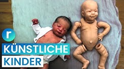 Reborn Babys - Puppen als Kinderersatz | reporter