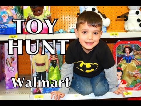 Toy Hunt Frozen TOBY Toy Hunting Shopping  Walmart AllToyCollector Disney Princess Surprise TMNT LPS
