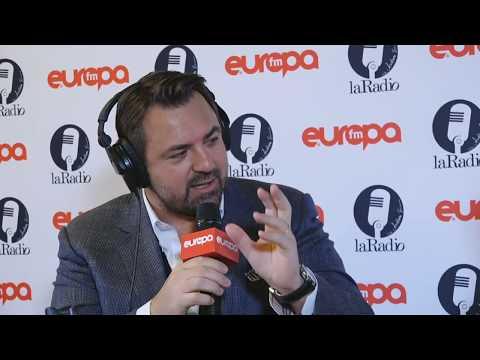 Horia Brenciu este La Radio cu Andreea Esca, in direct de la The Ark
