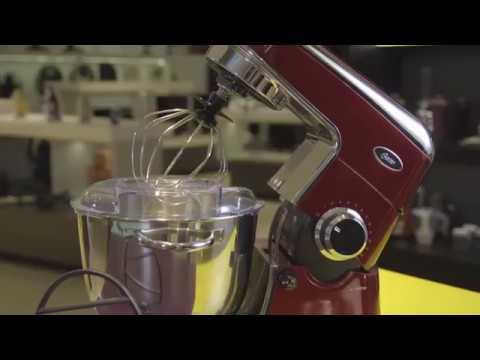 ca02de0d6 Treinamento da Batedeira Planetária Spinner Oster - YouTube