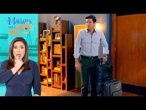 ¡Camilo se va de la casa! | Y mañana será otro día - Televisa