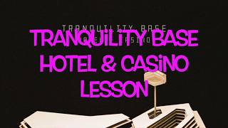 Baixar Four Out Of Five - Arctic Monkeys Tranquility Base Hotel & Casino - Guitar Lesson