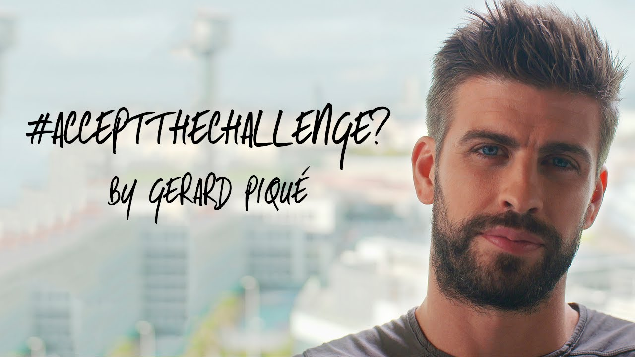 Download Do you accept the challenge of visiting Catalunya? By Gerard Piqué