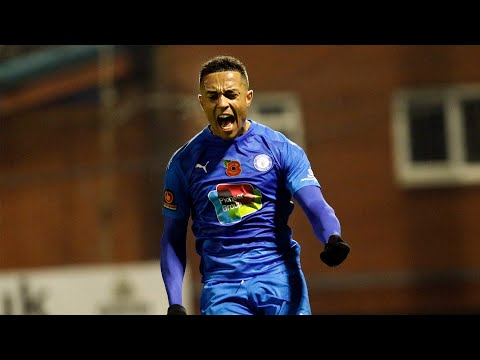 Stockport Chesterfield Goals And Highlights