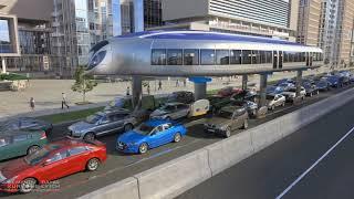 Общественный транспорт будущего уже сегодня