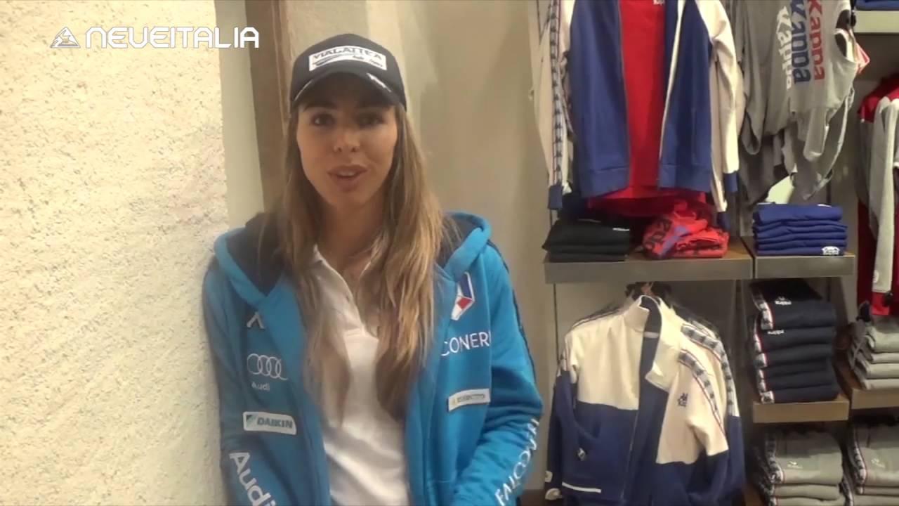 Francesca marsaglia: 'vorrei migliorare gara dopo gara'