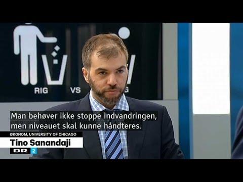 Tino Sanandaji: On European Parallel Societies (DR2 Deadline)