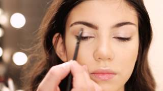 AURA eyebrow tutorial