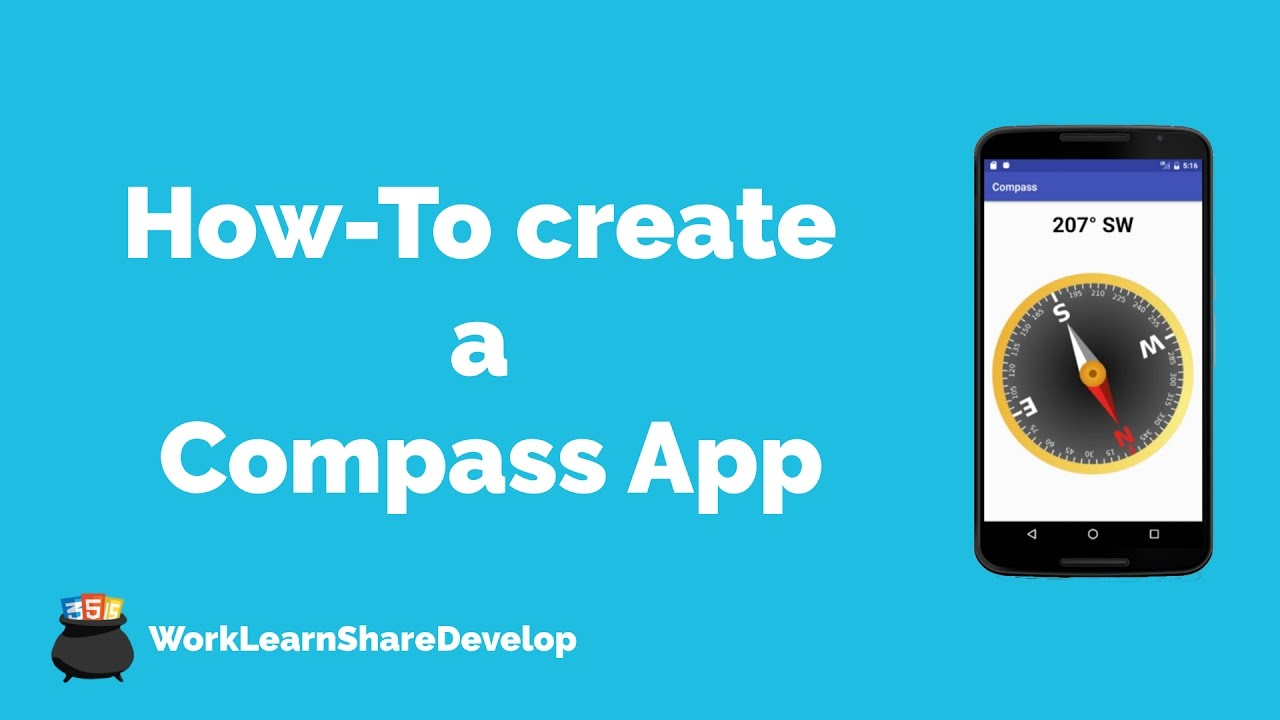 How-to create a Compass App - YouTube