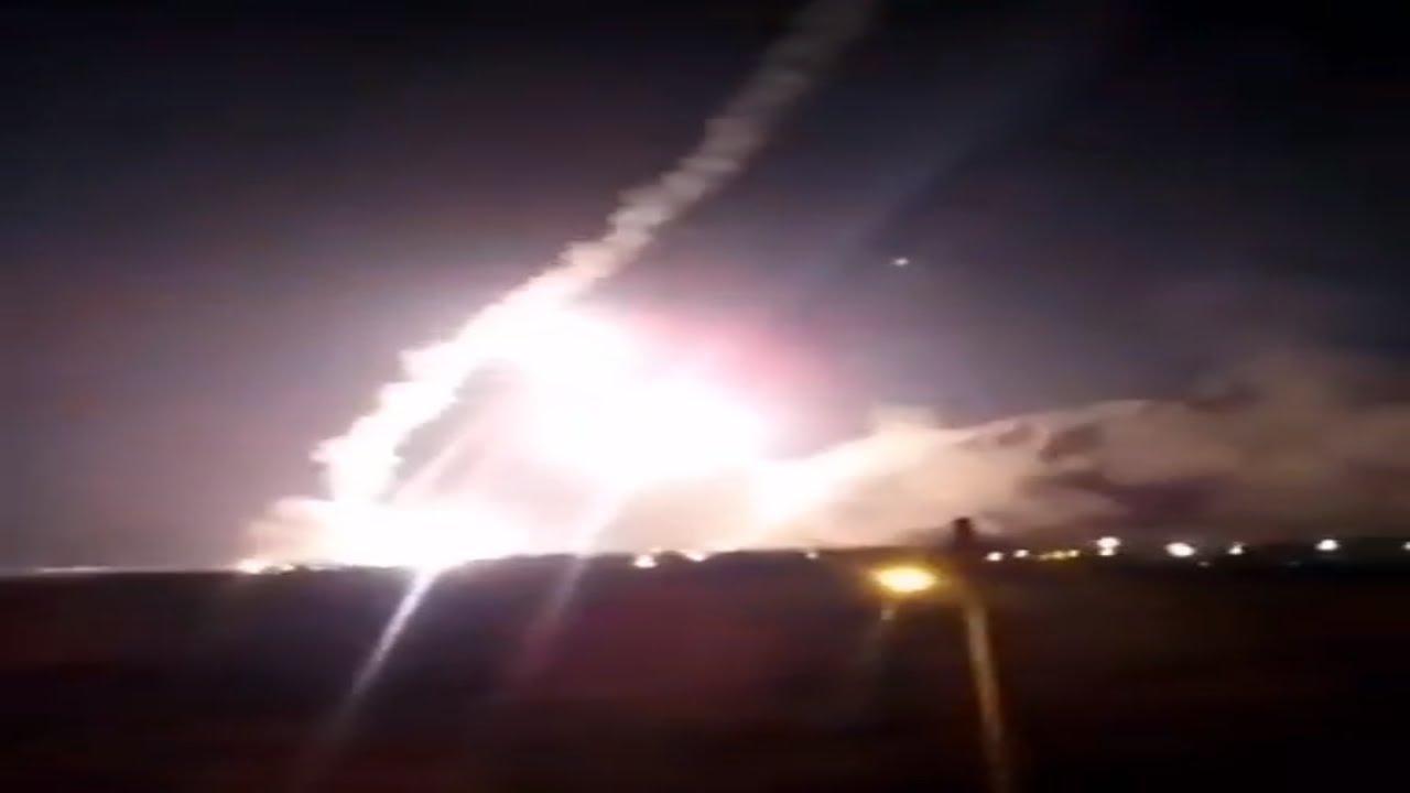 Иран ответил организаторам теракта ракетным ударом