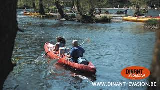 kayak Houyet Anseremme ouverture 2019 - Dinant Evasion