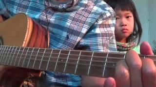 Nếu chúng mình cách trở  (Tu Nhi) Guitar Cover