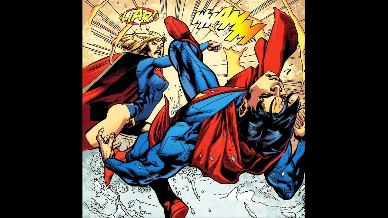 Nuevas imagenes y promo de Supergirl y Superman - Notic