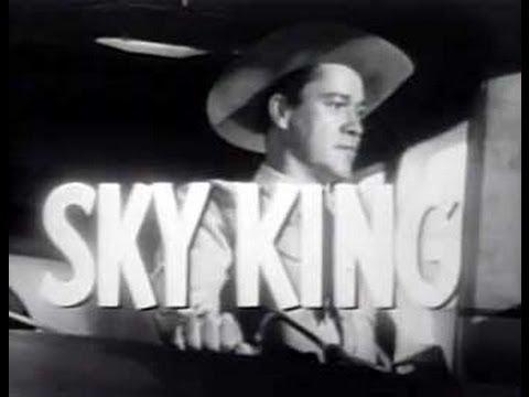 Sky King - Bullet Bait, Full Episode Classic Western TV series