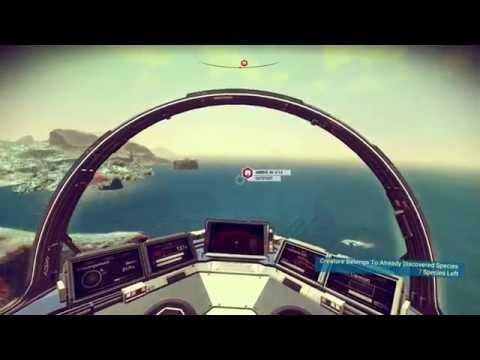 No Man's Sky - Pt 2 - Deep Messages In Deep Space