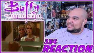"""Buffy the Vampire Slayer REACTION Season 3 Episode 4 """"Beauty and the Beasts"""" 3x4 Reaction!!!"""